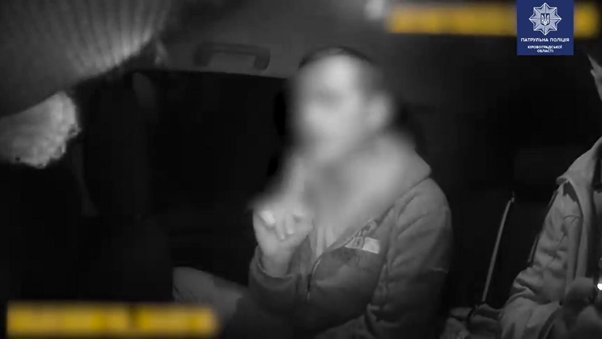 Без Купюр У Кропивницькому нетверезий чоловік подзвонив до поліції, аби перевірити роботу патрульних Життя  Патрульна поліція Кропивницький