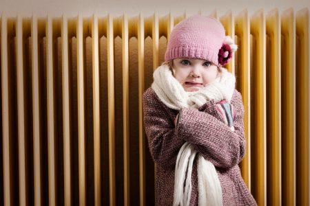 В освітніх та лікувальних закладах Кіровоградщини не витримується температурний режим