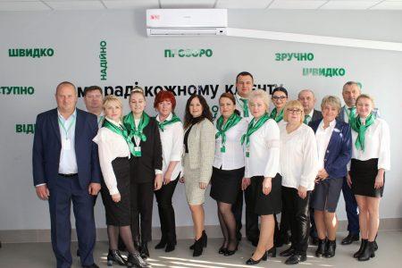 В Олександрії презентували оновлений сервісний центр МВС