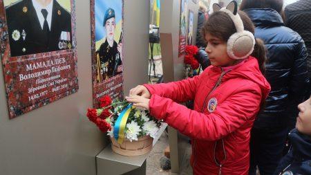 Як відзначають День захисника України в Кропивницькому. ФОТО