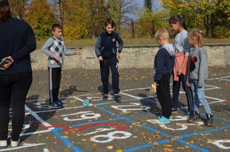 В одній зі шкіл Кіровоградщини відкрили SMART- подвір'я