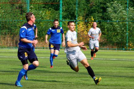 Команда 3-го полку – серед кращих у відкритому чемпіонаті України героїв АТО з футболу