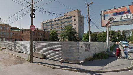 Ділянку у центрі Кропивницького переоформлюють на експомічника Березкіна