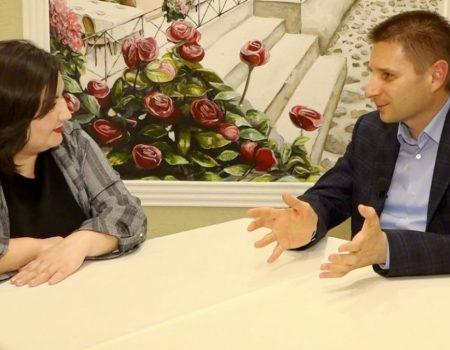 Олександр Цертій: Я поки що не вважаю себе успішним депутатом. ВІДЕО