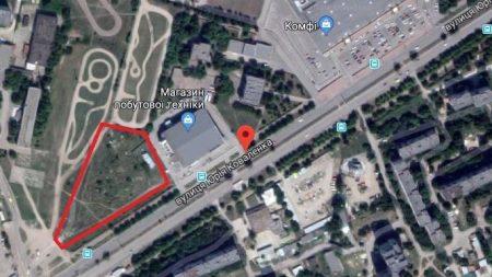 Безробітний, інформацію про якого приховує міськрада Кропивницького, хоче орендувати майже пів гектара