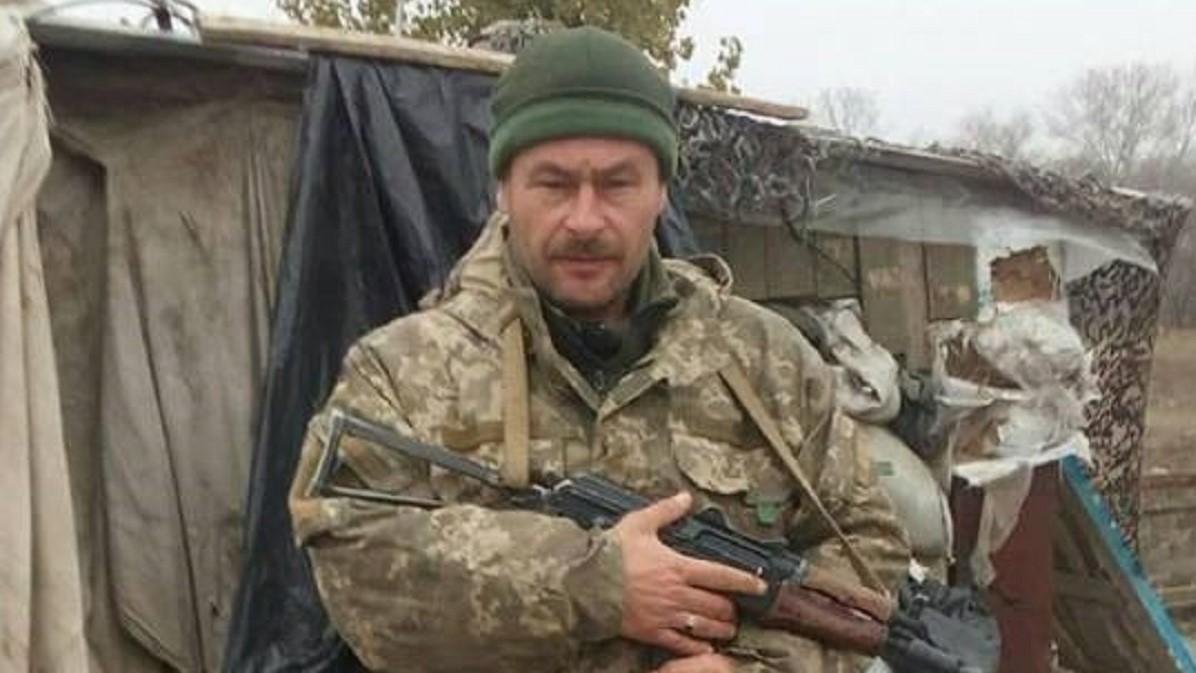 Без Купюр На Донбасі загинув боєць 28-ї ОМБР з Новоукраїнки Війна  поранення Новоукраїнка на Донбасі Військовослужбовець
