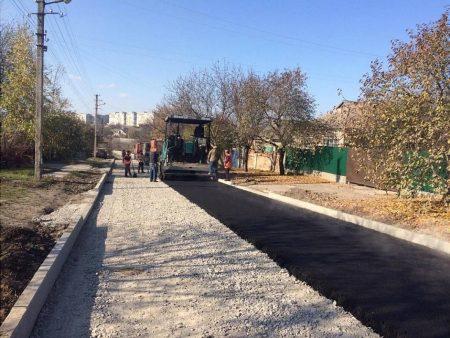 У Кропивницькому завершують будувати дорогу, яка з'єднає вулицю Полтавську з Великою Балкою. ФОТО