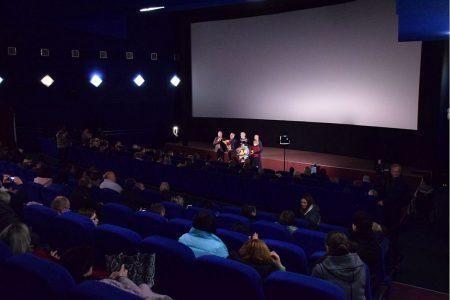 Фільм, за твором Олександра Жовни, який показуватиме НВО, презентували у Кропивницькому