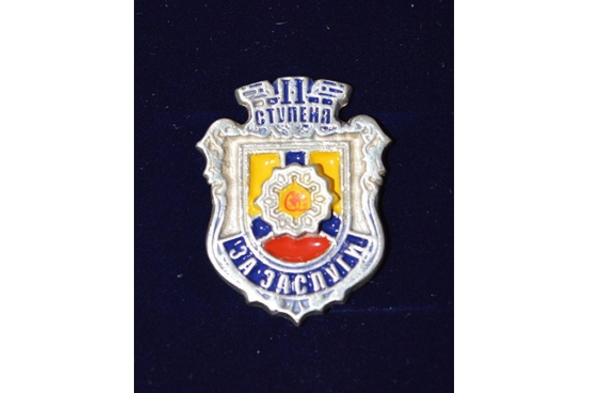 Без Купюр Військовий та викладачка з Кропивницького отримають відзнаку «За заслуги» ІІ ступеня Події  Кропивницький відзнака