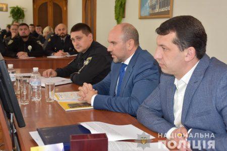 Поліцейських Кіровоградщини вчили боротися з корупцією