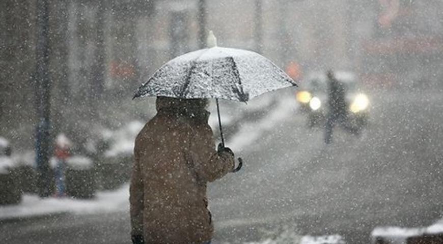 Без Купюр Кіровоградщина: синоптики повідомляють про ускладнення погодних умов Погода  прогноз погоди мокрий сніг