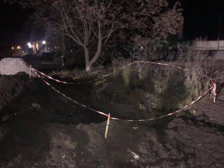 На директора підприємства, що пошкодило газопровід у Кропивницькому, склали адмінпротокол