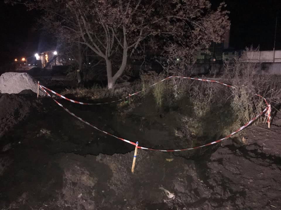 Без Купюр За фактом пошкодження газопроводу в Кропивницькому відкрили кримінальне провадження Кримінал  провадження пошкодження газопровід