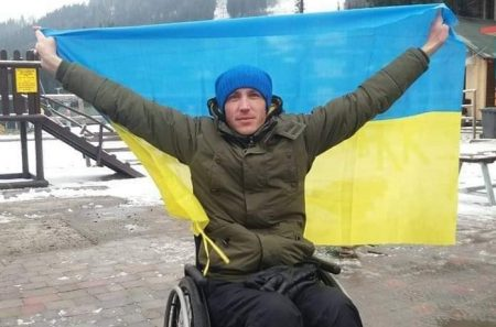 На Кіровоградщині за тиждень зібрали майже 28 тисяч на скутер ветерану АТО, залишилося ще трохи