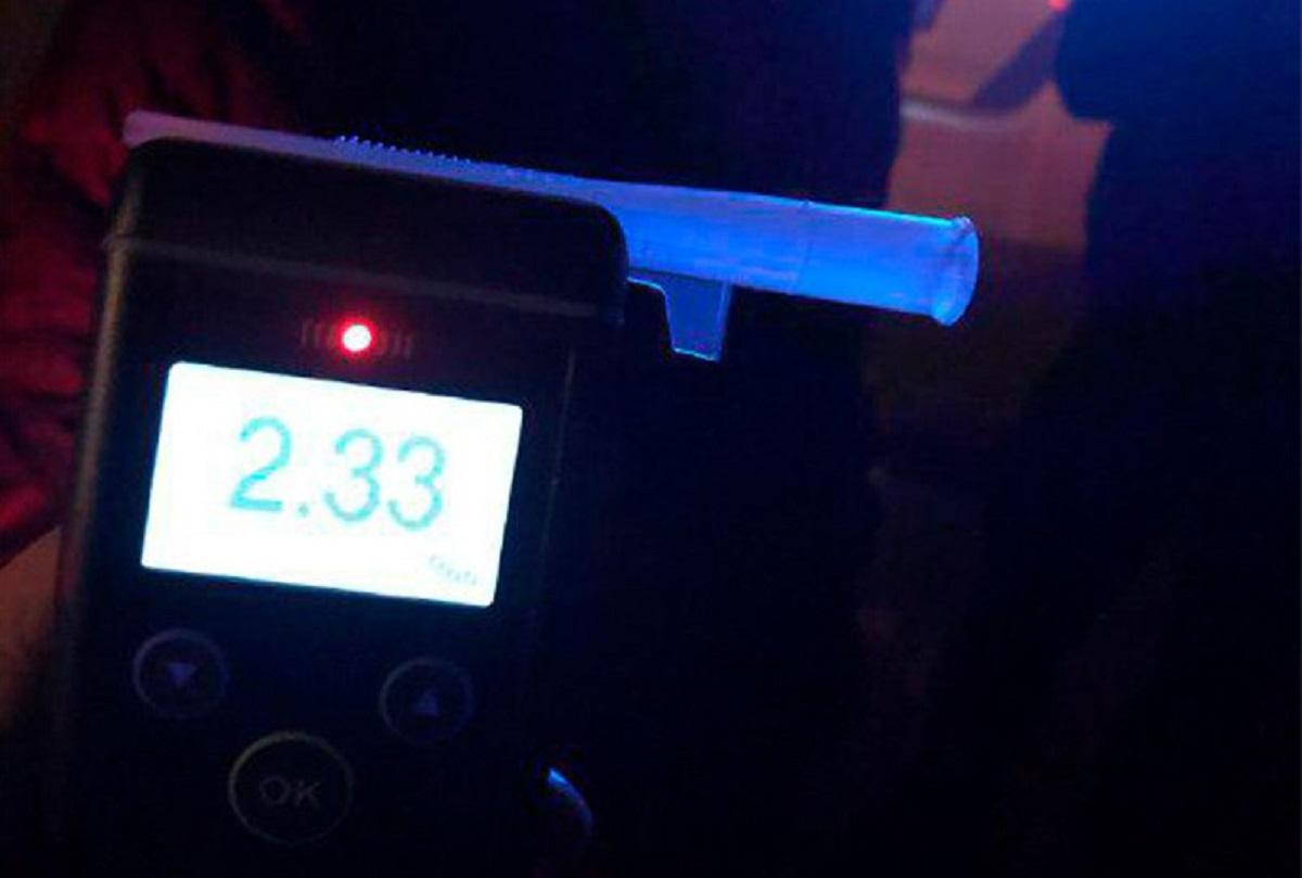 Без Купюр У Кропивницькому затримали водія, рівень алкоголю в крові якого майже в 12 разів перевищував норму За кермом  Патрульна поліція алкоголь в крові
