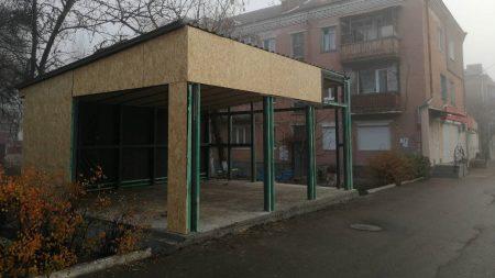 Кропивницька підприємиця, яка засвітилась на земельно-МАФовій історії, забудовує ділянку під новий магазин