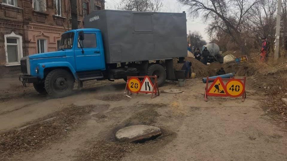 Без Купюр У Кропивницькому почали заповнювати водою системи опалення після ліквідації поривів Події  тепломережі Кропивницький аварії