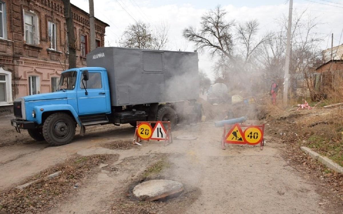 Без Купюр У Кропивницькому 216 будинків залишилися без опалення Життя  порив тепломережі Кропивницький