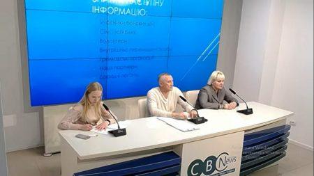 У Кропивницькому представили Центр з питань допомоги учасникам АТО та переселенцям