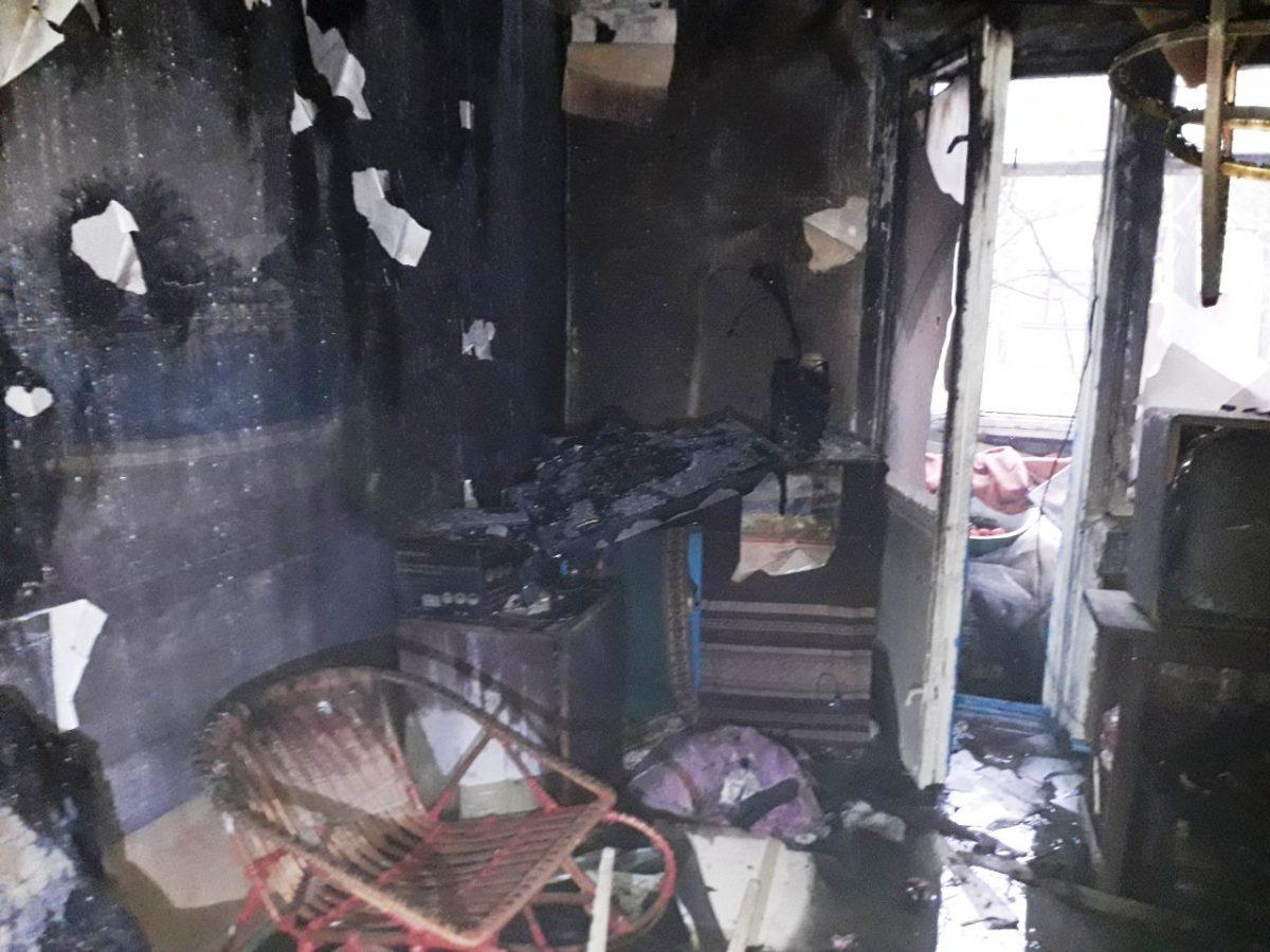 Без Купюр У Кропивницькому під час пожежі загинув чоловік Події  пожежа Кропивницький