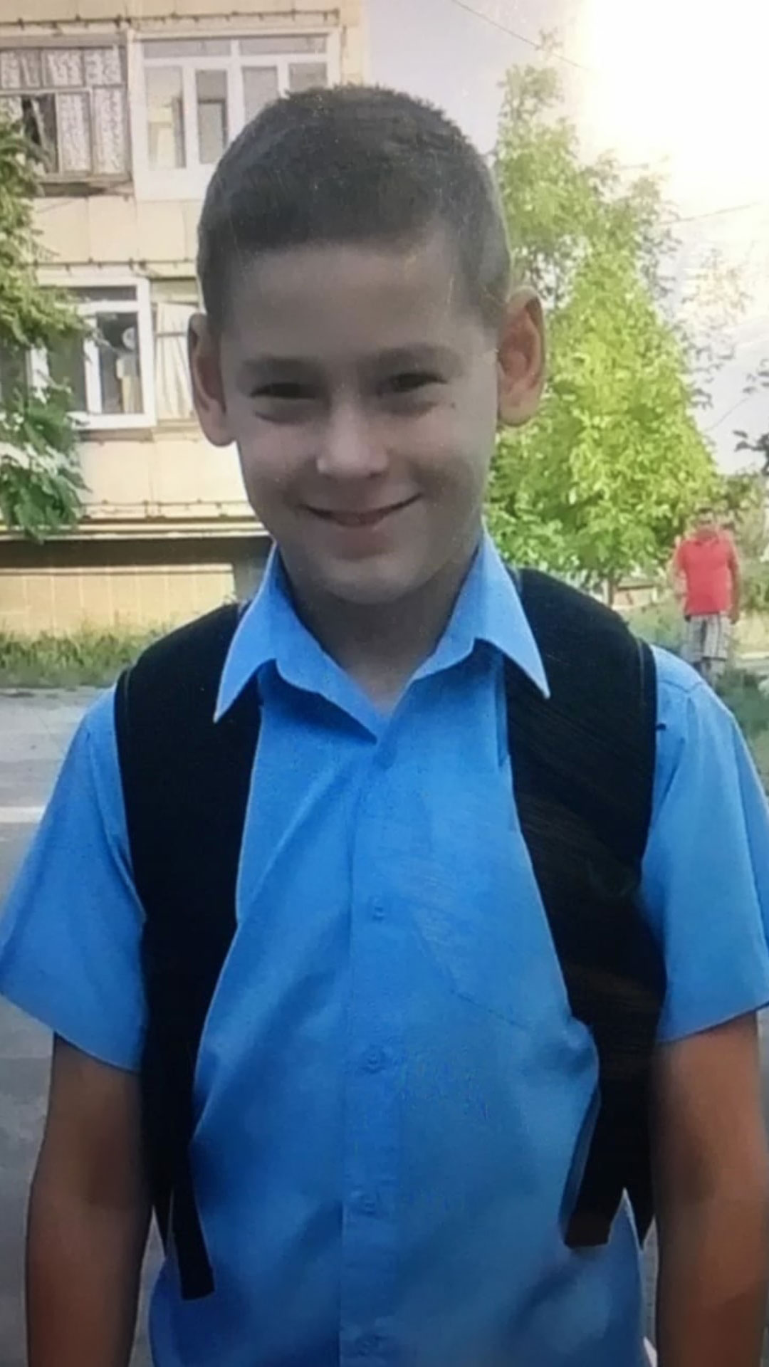 Без Купюр У Кропивницькому зник 11-річний школяр. ФОТО Події  розшук Кропивницький зникла дитина