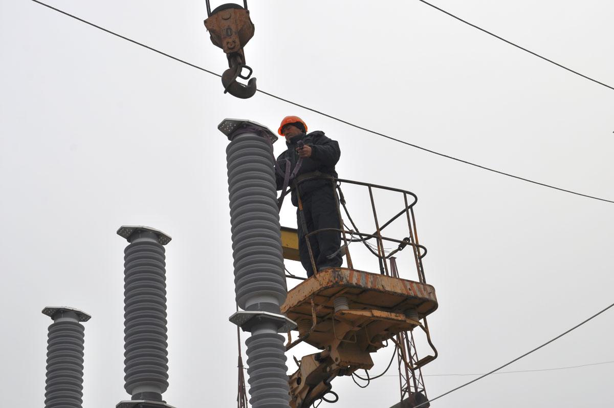 Без Купюр У Кропивницькому триває переоснащення однієї з найпотужніших електропідстанцій Життя  Кіровоградобленерго електромережі