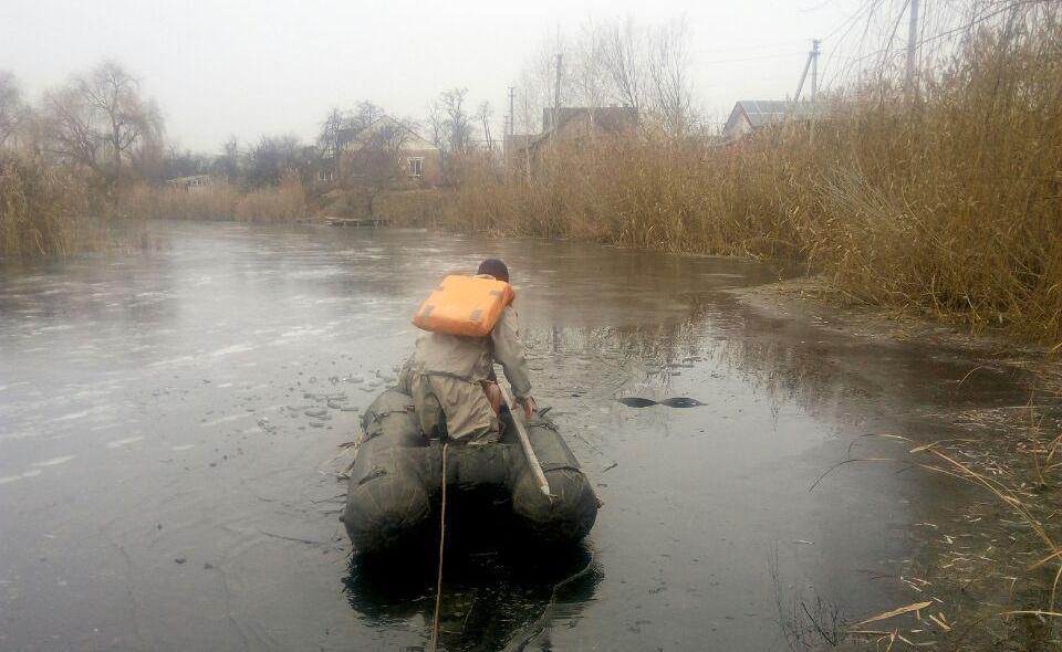 Без Купюр Кропивницький: в Інгулі знайшли тіло чоловіка Події  потопельник ДСНС
