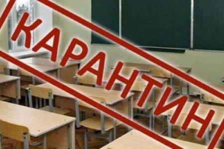 У двох школах Кіровоградщини оголосили карантин