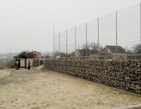 Новий стадіон для чотирьох видів спорту добудують у Кропивницькому до кінця місяця. ФОТО