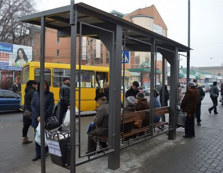 У Кропивницькому біля нової транспортної арки висадять понад тисячу кущів ялівцю. ФОТО