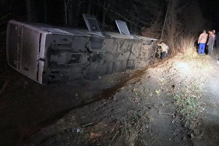 Жителька з Кіровоградської області постраждала в ДТП дорогою до Польщі. ФОТО