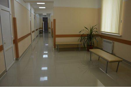 У Кропивницькому капітально відремонтували жіночу консультацію за майже 8 мільйонів гривень. ФОТО