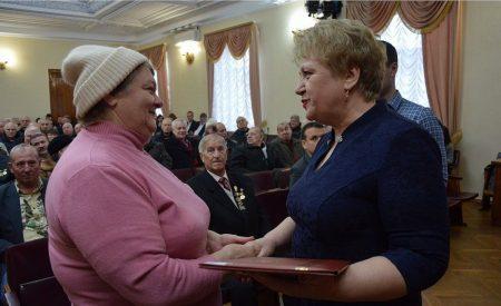 У Кропивницькому понад 300 ліквідаторів отримали матеріальну допомогу