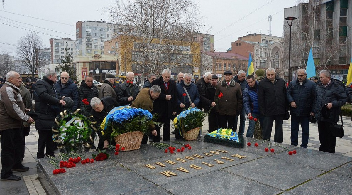 Без Купюр У Кропивницькому вшанували ліквідаторів на ЧАЕС, але задоволені не всі Життя  ЧАЕС ліквідатори