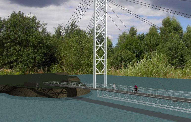 Без Купюр У Приютівській ОТГ почнуть будувати міст через Інгулець у 2020 році Життя  Приютівська ОТГ міст