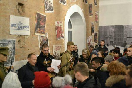 У Кропивницькому відкрили три нові зали у музеї 3-го полку. ФОТО