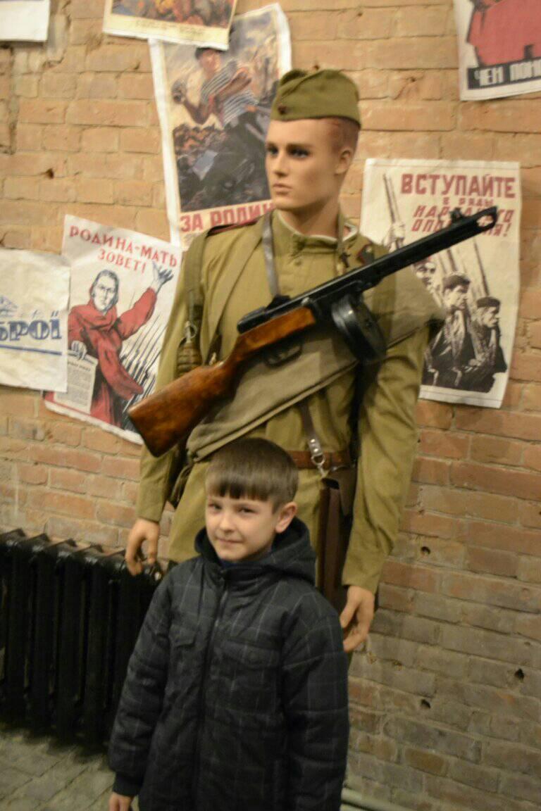 Без Купюр У Кропивницькому відкрили три нові зали у музеї 3-го полку. ФОТО Події  музей 3 полк