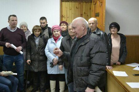 Депутати селища Нового не підтримали приєднання до Кропивницького. ФОТО