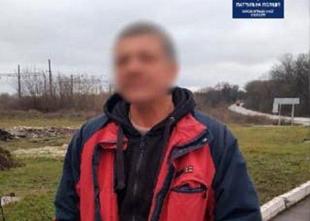 На Кіровоградщині водій напідпитку пропонував патрульним хабар