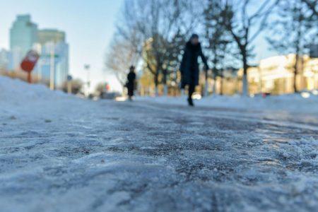 Завтра в Кропивницькому та області на дорогах очікується ожеледиця
