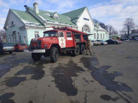 На Кіровоградщині СБУ провела антитерористичні тренування