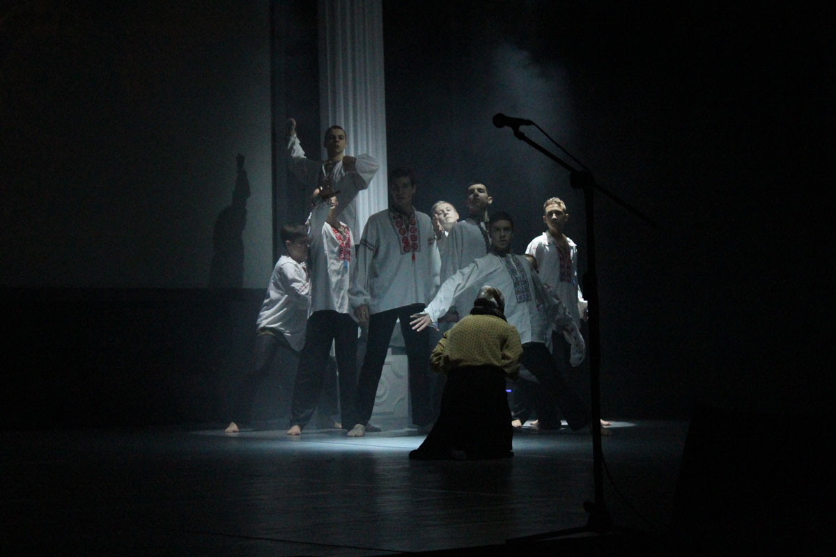 Без Купюр Кропивницький привітав військових святковим концертом. ФОТО Події  день збройних сил військовослужбовці