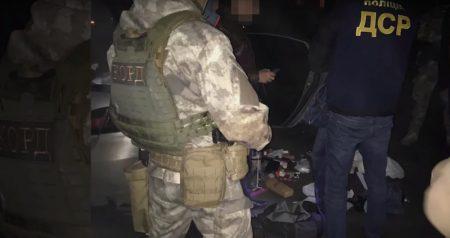 На Кіровоградщині затримали злочинну наркогрупу «смотрящого за СІЗО» на прізвисько «Арсен». ВІДЕО