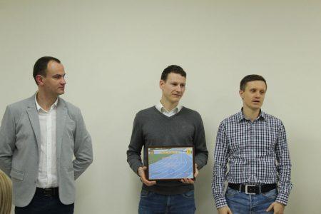 У Кропивницькому відзначили нагородами кращих легкоатлетів області та їхніх тренерів. ФОТО