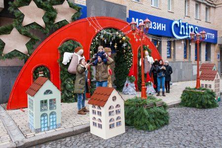 У Муніципальному бюро Стрижакова завтра відкриється резиденція Святого Миколая. ФОТО