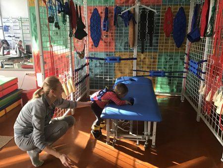 """У Кропивницькому """"Дитяча міська лікарня"""" отримала нове реабілітаційне обладнання"""