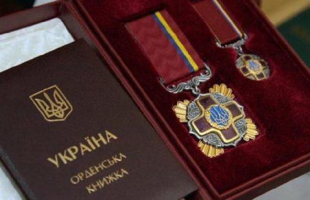 Двох мешканців Кіровоградщини президент нагородив орденами «За заслуги»
