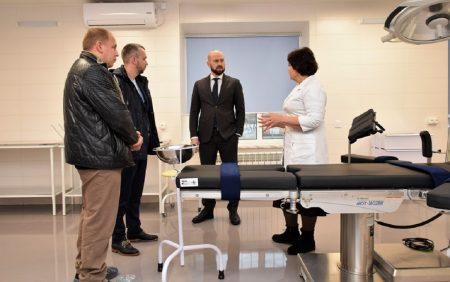 Відділення невідкладної хірургії обласної лікарні забезпечать новим обладнанням