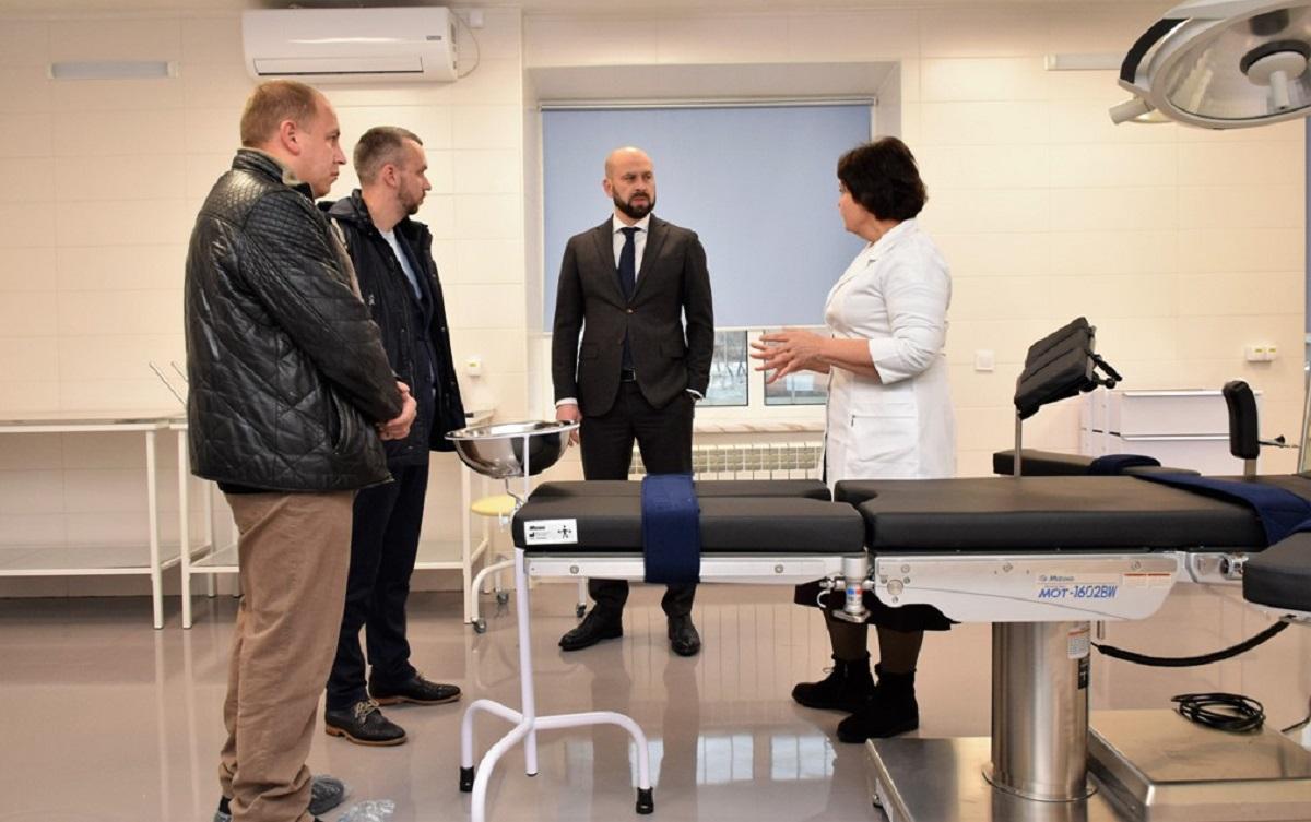 Без Купюр Відділення невідкладної хірургії обласної лікарні забезпечать новим обладнанням Здоров'я  ОДА обласна лікарня 2020 рік