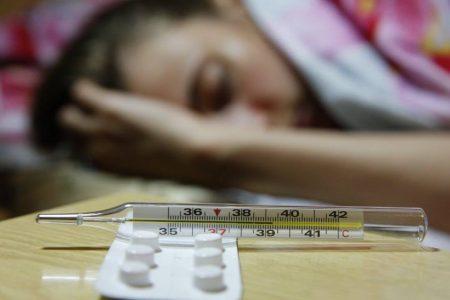 Захворюваність на ГРВІ на Кіровоградщині значно нижча епідеміологічного порогу